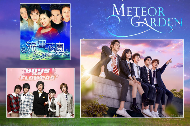 Meteor Garden through the Years: Adaptations that captivated