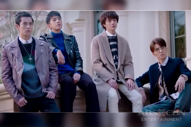 Kapamilya Toplist: 10 reasons why Meteor Garden's F4 are #FriendshipGoals!