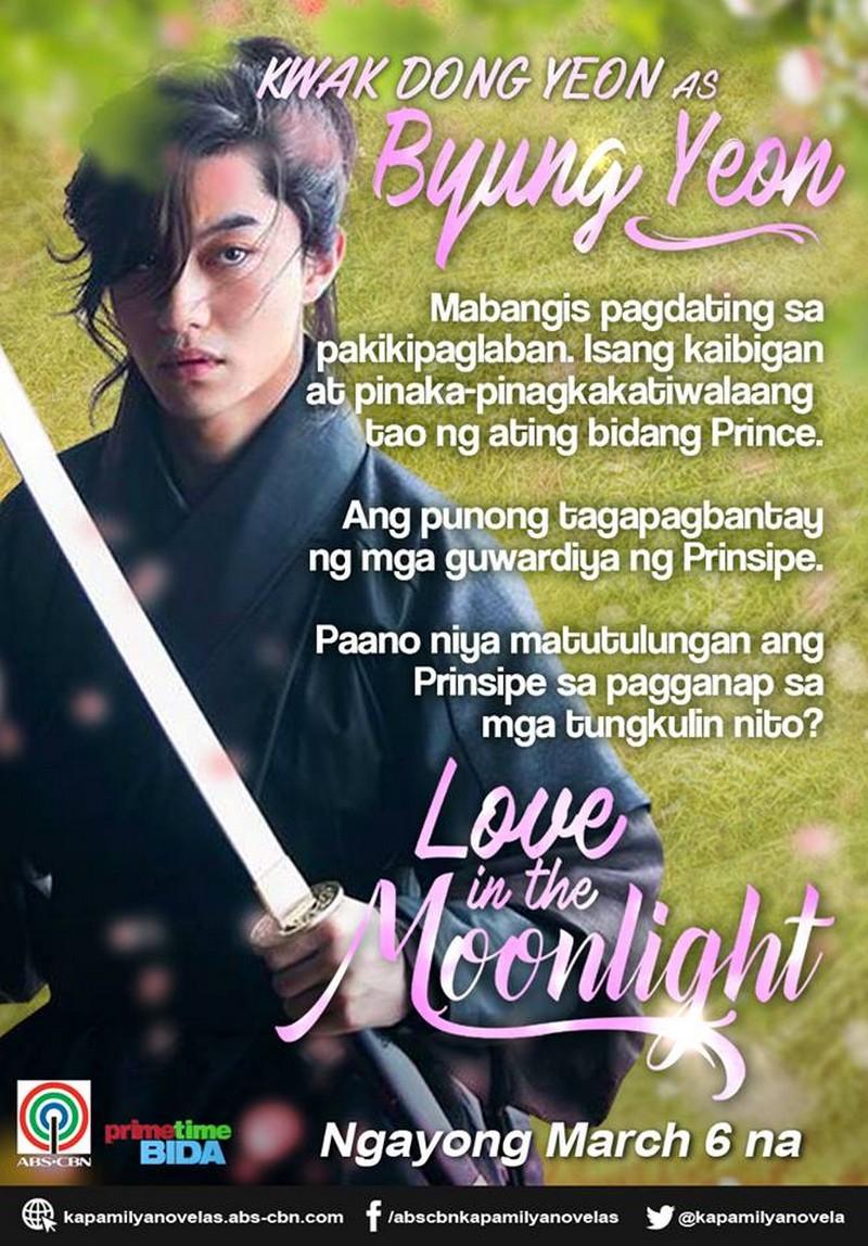 Kilalanin ang mga karakter na susubaybayan mo sa Love In The Moonlight
