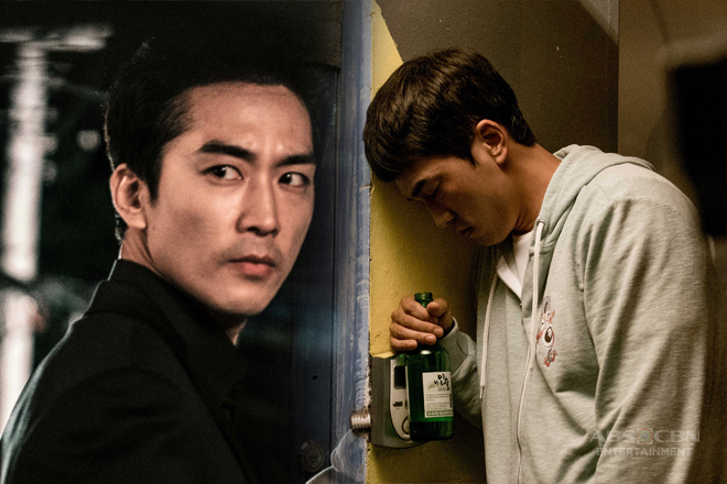 """Meet the newest Grim Reaper in """"Black,"""" Song Seung Heon"""