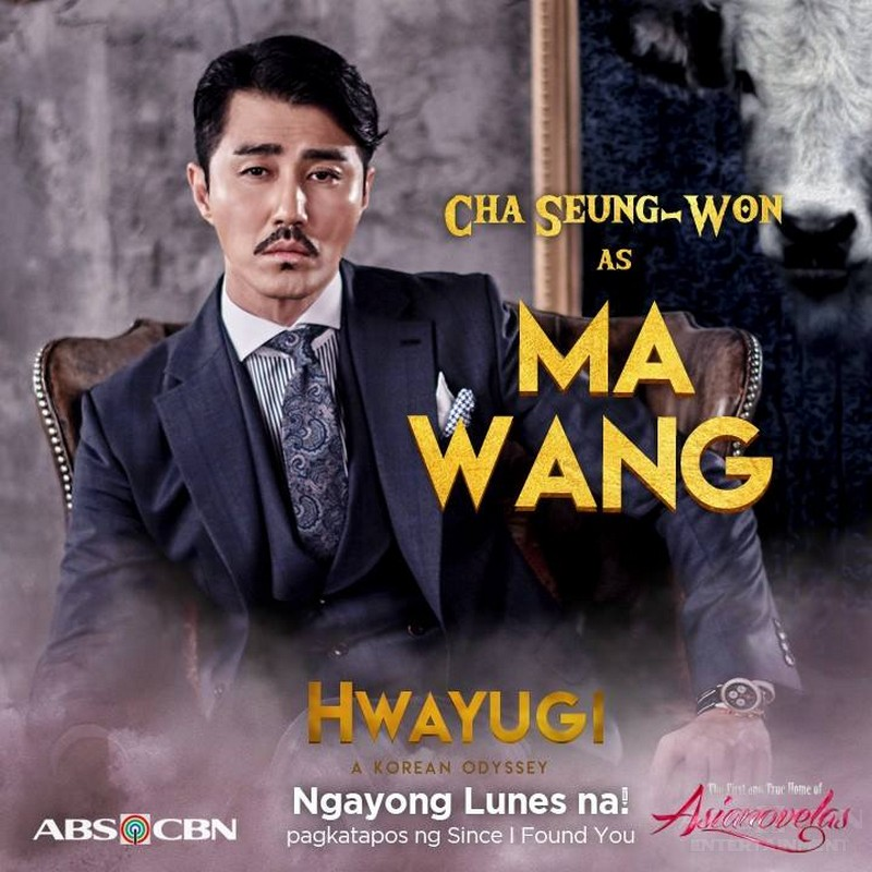 """Hwayugi"" out to capture hearts on ABS-CBN"