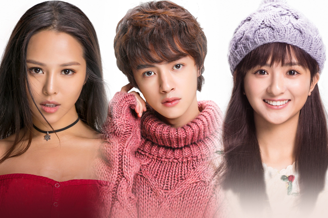 PHOTOS: Meet the all-star cast of 'Meteor Garden'