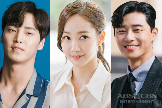 "PHOTOS: Meet the all-star cast of ""What's Wrong With Secretary Kim?"""