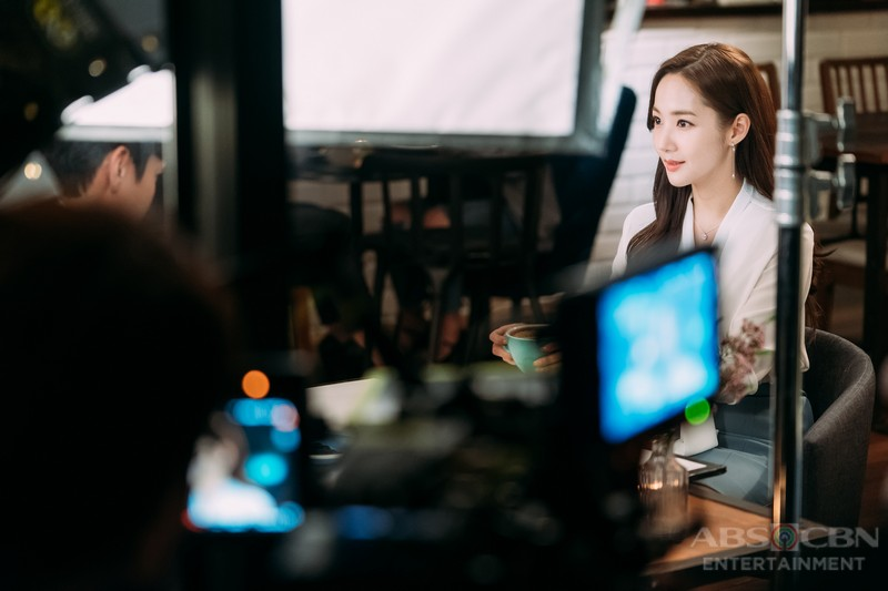 PHOTOS: Behind-the-scenes of #SecKimBlindDate