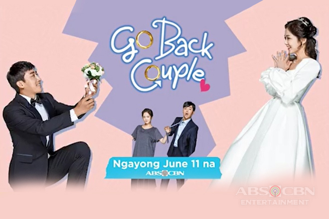 Married couple goes back in time to change their fate in Go Back Couple